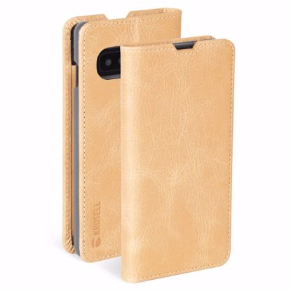 Picture of Krusell Krusell Sunne 2 Card Folio Wallet Case for Samsung Galaxy S10+ in Vintage Nude