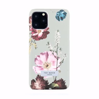Picture of Ted Baker Ted Baker Hard Shell Case for Apple iPhone 11 Pro in Forest Fruits Gray