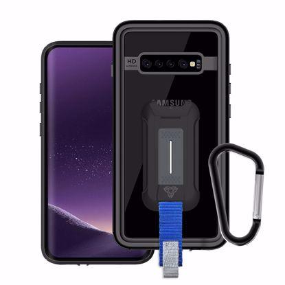 Picture of Armor-X Armor-X MX Series Case for Samsung Galaxy S10+ in Black
