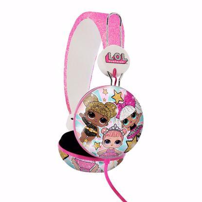 Picture of OTL OTL LOL Glitter Glam Tween Headphones
